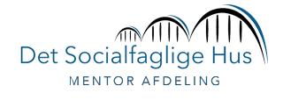 Mentor - Det Socialfaglige Hus Logo